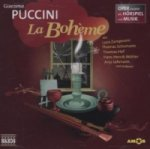 La Boheme, 1 Audio-CD