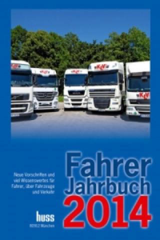 Fahrer-Jahrbuch 2014
