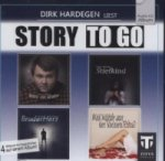 Story to go,  Audio-CD
