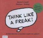 Think like a Freak, 6 Audio-CDs