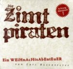 Die Zimtpiraten, Audio-CD
