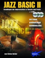 Jazz Basic, m. 3 Audio-CDs. Bd.2
