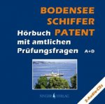 Bodenseeschifferpatent, 2 Audio-CDs