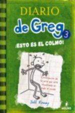 Diario de Greg - Esto es el colmo!. Gregs Tagebuch - Jetzt reicht's!, spanische Ausgabe