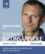 Testimone Inconsapevole, 7 Audio-CDs. Reise in die Nacht, 7 Audio-CDs, italienische Version