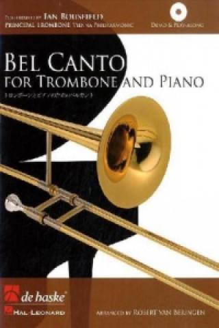 Bel Canto for Trombone, für Posaune und Klavier