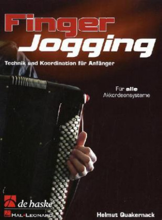 Finger Jogging, für Akkordeon