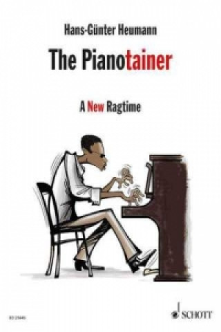 The Pianotainer, Spielbuch