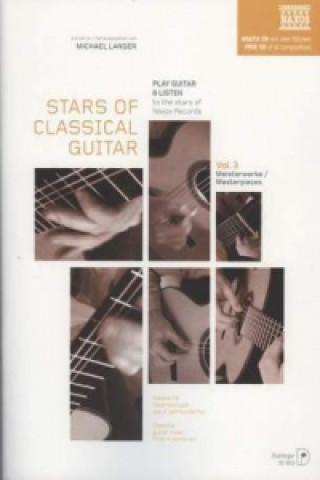 Stars of Classical Guitar. Vol.3