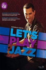 Let's Play Jazz!, für Klavier, m. Audio-CD