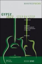Gypsy Jazz Step by Step, für Gitarre, m. Audio-CD. Vol.1