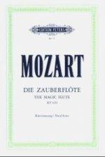Die Zauberflöte, KV 620, Klavierauszug
