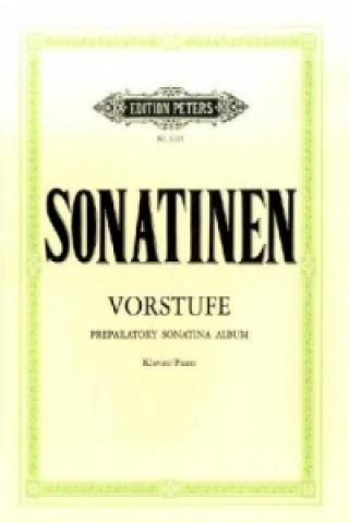 Sonatinen-Vorstufe, für Klavier