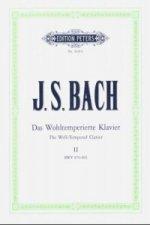 Das Wohltemperierte Klavier II, BWV 870-893. Bd.2
