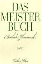 Das Meisterbuch, Klavier. Bd.1