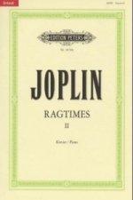 Ragtimes, Klavier. Bd.2