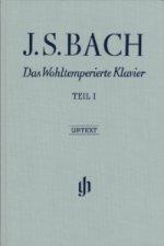 Bach, Johann Sebastian - Das Wohltemperierte Klavier Teil I BWV 846-869