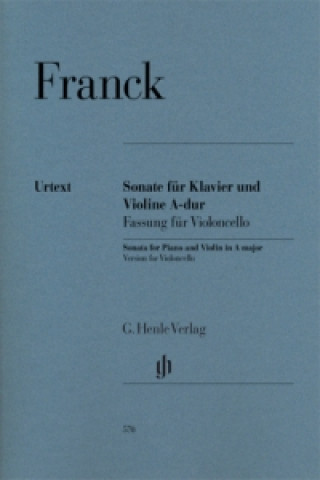 Sonate für Klavier und Violine A-dur