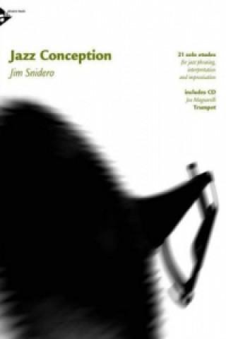 Jazz Conception Trumpet, w. Audio-CD