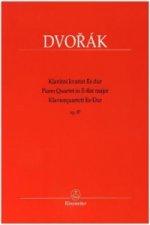 Klavierquartett Es-Dur op.87, Partitur mit Stimmen