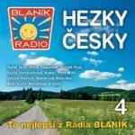 Rádio Blaník - Hezky česky 4 - CD