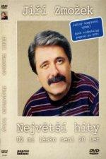 Jiří Zmožek - Největší hity - Už mi lásko není 20 let - DVD