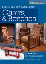 Furniture Fundamentals - Making Chairs & Benches