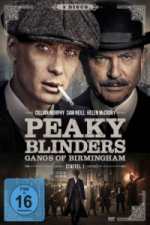 Peaky Blinders - Gangs of Birmingham, 3 DVDs. Staffel.1