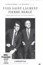 Yves Saint Laurent- Pierre Berge, 1 DVD