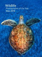 Wildlife Photographer of the Year Pocket Diary 2016