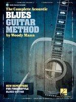 Complete Acoustic Blues Guitar Method