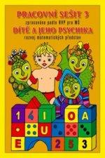 Pracovní sešit MŠ 3 - Dítě a psychika