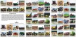 Zemědělské stroje - pexeso