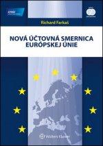 Nová účtovná smernica Európskej únie