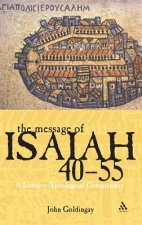 Message of Isaiah 40-55