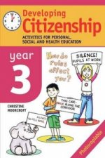 Developing Citizenship: Year 3