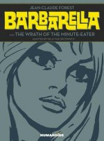 Barbarella & the Wrath of the Minute-Eater