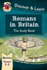 KS2 Discover & Learn: History - Romans in Britain Study Book