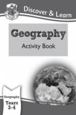 KS2 Discover & Learn: Geography - Activity Book, Year 3 & 4