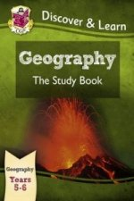 KS2 Discover & Learn: Geography - Study Book, Year 5 & 6