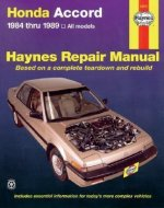 Honda Accord 1984-89 Owner's Workshop Manual