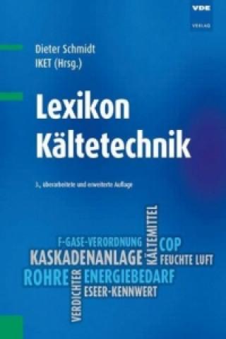 Lexikon Kältetechnik