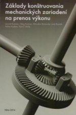 Základy konštruovania mechanických zariadení na prenos výkonu