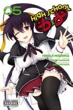 High School Dxd, Vol. 5