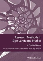 Research Methods in Sign Language Studies