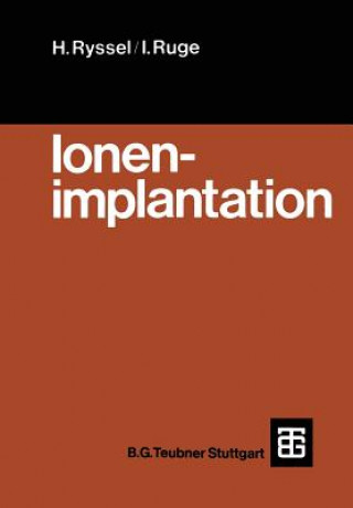 Ionenimplantation