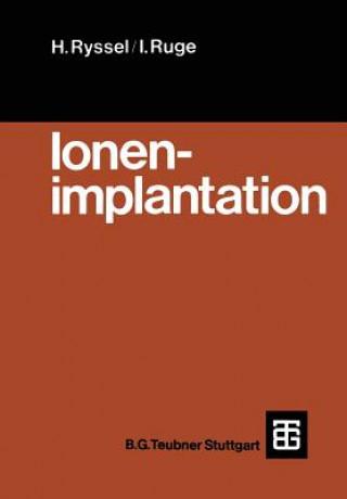 Ionenimplantation