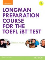 Longman Preparation Course for the TOEFL (R) iBT Test, with MyEnglishLab and online access to MP3 files and online Answer Key