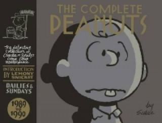 Complete Peanuts 1989-1990