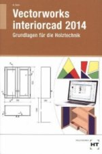 Vectorworks interiorcad 2014, m. CD-ROM